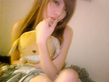 I took selfshot photos of my naked Japanese tits