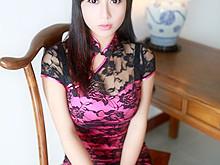 My Asian tit pics show me posing and seducing
