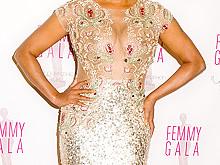 Vivica A. Fox Tits Without Bra
