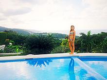 Chloe Grace Moretz in Bikini