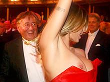 Elisabetta Canalis Tits