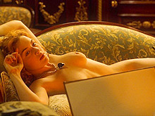 Kate Winslet Stripped