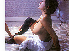 Serena Grandi Topless