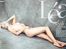 Lea Seydoux Exposed