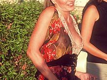Nicole Eggert Stripped