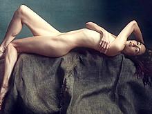 Sandrine Holt Bare