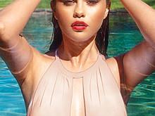 Selena Gomez Topless X-Ray