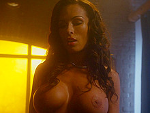 Aria London Topless