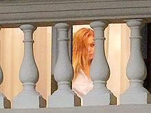 Lindsay Lohan Bare