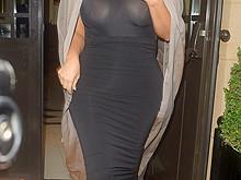 Kim Kardashian Watch Throughout