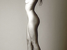Sara Chafak Topless