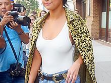 Selena Gomez Watch Throughout