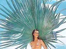 Crista Cober Topless