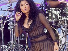 Nicki Minaj See Through